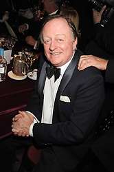 ANDREW PARKER BOWLES at the annual Cartier Racing Awards held at the Grosvenor House Hotel, Park Lane, London on 17th November 2008.