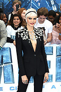 Valerian and The City of a Thousand Planets - European film premiere