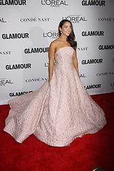 November 13, 2017 - New York City, New York, USA - 11/13/17.Aly Raiman at The 2017 Glamour Women of the Year Awards in Brooklyn, New York. (Credit Image: © Starmax/Newscom via ZUMA Press)