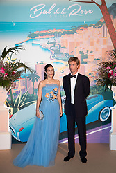 Prince Christian of Hanovre and his wife Princesse Alessandra of Hanovre attend the Rose Ball 2019 at Sporting in Monaco, Monaco. Photo by Palais Princier/Olivier Huitel/SBM/ABACAPRESS.COM