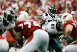 18 Jan 2009: Philadelphia Eagles safety Brian Dawkins #20 during the NFC Championship game against the Arizona Cardinals on January 18th, 2009. The Cardinals won 32-25 at University of Phoenix Stadium in Glendale, Arizona. (Photo by Brian Garfinkel)
