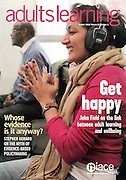 UK, London<br /> Adults Learning Magazine.Published by NIACE - National Institute Adults Continuing Education.<br /> Photography by Richard Olivier©2009<br /> Tel 0044 07947 884 517<br /> www.linkphotographers.com