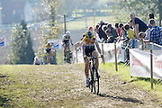 Saturday, 1st November 2014: Images from the Koppenbergcross 2014 cyclocross races held near Oudenaarde.