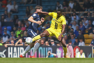 Burton Albion forward Lucas Akins (10) during the EFL Sky Bet League 1 match between Southend United and Burton Albion at Roots Hall, Southend, England on 22 April 2019.