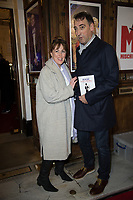 Alastair McGowan at  the press night of the brand-new comedy Magic Goes Wrong. Vaudeville Theatre. London.,8th jan 2010