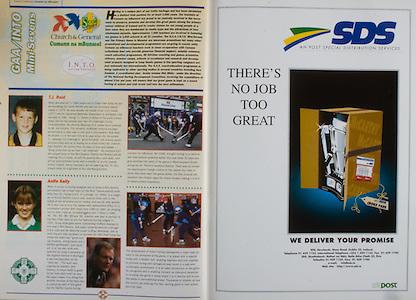 All Ireland Senior Hurling Championship - Final, .13.09.1998, 09.13.1998, 13th September 1998, .13091998AISHCF,.Senior Kilkenny v Offaly, .Minor Kilkenny v Cork,.Offaly 2-16, Kilkenny 1-13,.SDS An Post,