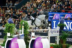 Ehning Marcus, (GER), Cornado NRW<br /> Longines FEI World Cup Jumping Final II<br /> © Dirk Caremans