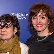 NLD/Amsterdam/20190322  - Boekenbal 2019, Frederique Spigt en Sanne Wallis de Vries