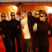 Uitreiking Kids Choice Awards 2004, zanger Special D, Dennis Horstmann