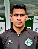 "Brazilian Football League Serie A / <br /> ( Coritiba Foot Ball Club ) - <br /> Thiago Ferreira Lopes "" Thiago Lopes """