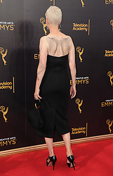 Lou Eyrich bei den Creative Arts Emmy Awards in Los Angeles / 100916<br /> <br /> <br /> *** at the Creative Arts Emmy Awards in Los Angeles on September 10, 2016 ***