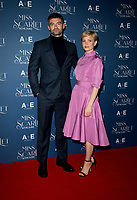 Stuart Martin, Kate Phillips,  at the  Miss Scarlet and the Duke World Premiere TV screening at the St. Pancras Renaissance Hotel. London. 03.12.19