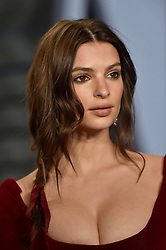 2018 Vanity Fair Oscar Party. Wallis Annenberg Center for the Performing Arts, Beverly Hills, CA. Pictured: Eve Hewson. EVENT March 4, 2018. 04 Mar 2018 Pictured: Emily Ratajkowski. Photo credit: AXELLE/BAUER-GRIFFIN/MEGA TheMegaAgency.com +1 888 505 6342