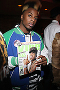 Retro Kidz at The Jamie Foxx's Album Release Party for Intuition, Sponsored by Vibe Magazine & Patron Tequila held at Home on December 17, 2008 in New York City..