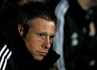 Football -The Championship- Hull City vs. Southampton-  Hull manager Nick Barmby at The KC Stadium