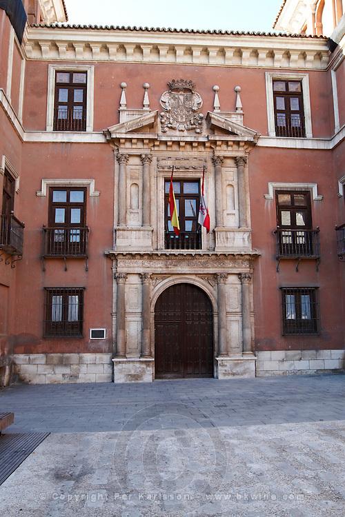 Palacio de Fabio Nelli palace Valladolid spain castile and leon
