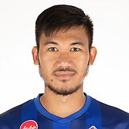 THAILAND - APRIL 11: Arthit Boodjinda #29 of Port FC on April 11, 2019.<br /> .<br /> .<br /> .<br /> (Photo by: Naratip Golf Srisupab/SEALs Sports Images/MB Media Solutions)