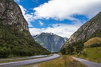 Laerdal valley, Norway