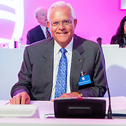 NLD/Amsterdam/20150512 - Aandeelhoudersvergadering (AVA) van Royal Philips 2016, Heino von Prondzynski