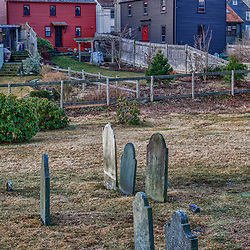 Point of Graves Burying Ground, Portsmouth, New Hampshire.