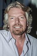 Portraits of Richard Branson for an editorial feature.