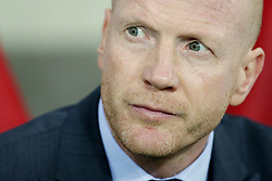 23.10.2012, Grand Stade Lille Metropole, Lille, OSC Lille vs FC Bayern Muenchen, im Bild Sportdirektor Matthias SAMMER (FC Bayern Muenchen) Portrait // during UEFA Championsleague Match between Lille OSC and FC Bayern Munich at the Grand Stade Lille Metropole, Lille, France on 2012/10/23. EXPA Pictures © 2012, PhotoCredit: EXPA/ Eibner/ Gerry Schmit..***** ATTENTION - OUT OF GER *****