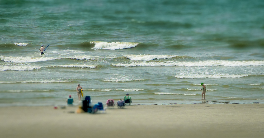 A summer day on Hilton Head Island, South Carolina.