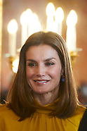 112017 Spanish Royals Attend a lunch to President of Palestine, Mr. Mahmoud Abbas