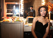 Alice Smith backstage at Another Side Series: Alice Smith produced by Jill Newman Productions held at The Blue Note in NYC on November 26, 2008..Her debut album, For Lovers, Dreamers & Me, is a collection of songs spanning genres from country to rock to funk and almost everything in between (except rap). The title is also eclectic, having been borrowed from an unexpected source - The Muppets.