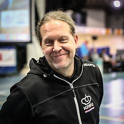 27-12-2017: Wielrennen: NK Baan: Alkmaar<br />Bill Huck