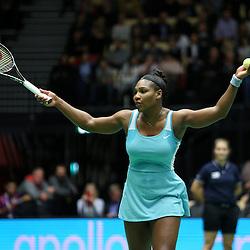 TENN: 19-11-2014 Serena Williams - Ana Ivanovic - Champions Battle