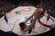 Tarczewski Kaleb<br /> EA7 Olimpia Milano - Germani Leonessa Basket Brescia<br /> Legabasket Serie A 2017/18<br /> Semifinali, Gara 02<br /> Milano, 26/05/2018<br /> Foto MarcoBrondi / Ciamillo-Castoria