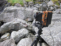 Storformatskamera. Foto: Svein Ove Ekornesvåg