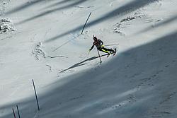 VIDOVIC Matej of Croatia during the Audi FIS Alpine Ski World Cup Men's Slalom 58th Vitranc Cup 2019 on March 10, 2019 in Podkoren, Kranjska Gora, Slovenia. Photo by Peter Podobnik / Sportida