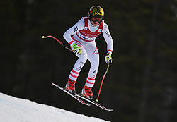 30.11.2017, Lake Louise, CAN, FIS Weltcup Ski Alpin, Lake Louise, Abfahrt, Damen, 3. Training, im Bild Christina Ager (AUT) // Christina Ager of Austria in action during the 3rd practice run of ladie's Downhill of FIS Ski Alpine World Cup at the Lake Louise, Canada on 2017/11/30. EXPA Pictures © 2017, PhotoCredit: EXPA/ SM<br /> <br /> *****ATTENTION - OUT of GER*****