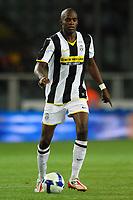 Fotball<br /> Italia<br /> Foto: Inside/Digitalsport<br /> NORWAY ONLY<br /> <br /> Mohamed Sissoko Juventus<br /> <br /> 29.07.2008<br /> Calcio Trofeo Tim <br /> Juventus v Inter Milan