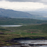During the Eyjafjalla eruptions, starting in april 2010, we decided to visit Iceland a second time. We started our journey on the famous Route 1, which leads us first to the Westfjords.