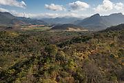 Kanaku Mountains<br /> Savanna <br /> Rupununi<br /> GUYANA<br /> South America