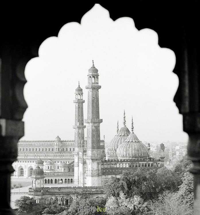 Jama Masjid Mosque, Lucknow, Uttar Pradesh, India