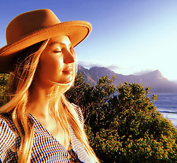 """Candice Swanepoel releases a photo on Instagram with the following caption: """"Open and calm heart \u2714\ufe0f and ready to LIVE the hell out of 2019! Appreciate you all for your love and constant support xc\ud83e\uddd8\ud83c\udffc\u200d\u2640\ufe0f"""". Photo Credit: Instagram *** No USA Distribution *** For Editorial Use Only *** Not to be Published in Books or Photo Books ***  Please note: Fees charged by the agency are for the agency's services only, and do not, nor are they intended to, convey to the user any ownership of Copyright or License in the material. The agency does not claim any ownership including but not limited to Copyright or License in the attached material. By publishing this material you expressly agree to indemnify and to hold the agency and its directors, shareholders and employees harmless from any loss, claims, damages, demands, expenses (including legal fees), or any causes of action or allegation against the agency arising out of or connected in any way with publication of the material."""