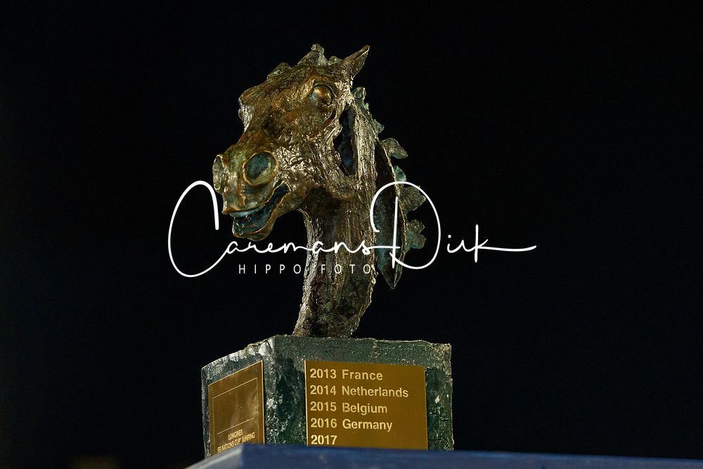 Longines FEI Nations Cup Jumping Trophy<br /> CSIO Barcelona 2017<br /> © Hippo Foto - Dirk Caremans<br /> 30/09/2017