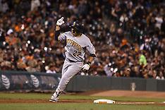 20160816 - Pittsburgh Pirates at San Francisco Giants