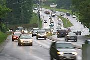 Transportation using the 250 bypass in Charlottesville, VA.
