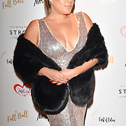 Lady Nadia Essex attends gala dinner and concert to raise money and awareness for the Melissa Bell Foundation and Style For Stroke Foundation.