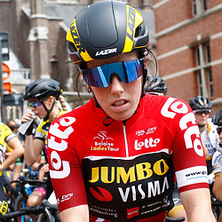 EEKLO (BEL) July 8 CYCLING: <br /> 1th Stage Baloise Belgium tour <br /> Anna Henderson