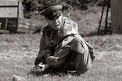 Soviet 699th Separate Battalion Field Hospital Fort Paull Bank holiday Weekend<br /> <br />    07 May 2018  <br />   Copyright Paul David Drabble<br />   www.pauldaviddrabble.co.uk