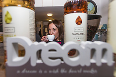 Kezia Dugdale campaigns in Serenity Cafe | Edinburgh | 18 May 2017