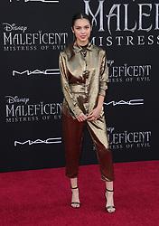 Maleficent: Mistress of Evil Premiere. 30 Sep 2019 Pictured: Olivia Rodrigo. Photo credit: Jen Lowery / MEGA TheMegaAgency.com +1 888 505 6342