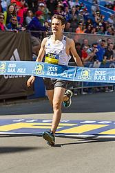 Boston Marathon: BAA middle school 1000 meters, boys, Aramburu