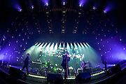The National performs at Vista Alegre Palacio in Madrid